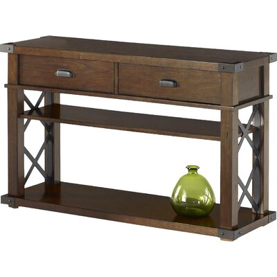 Fusillade Console Table