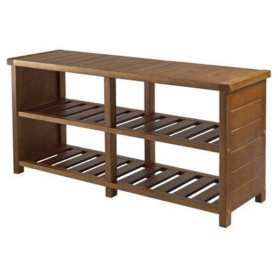 Trent Austin Design Wood Storage Bench