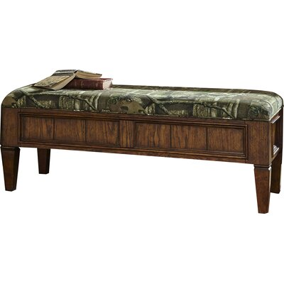 Sniktau Upholstered Storage Bench