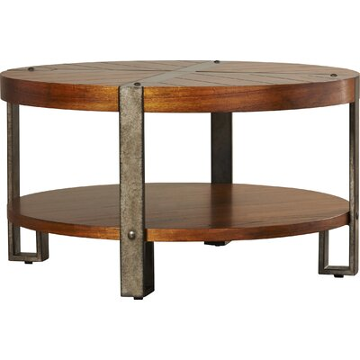 Gallatin Round Coffee Table