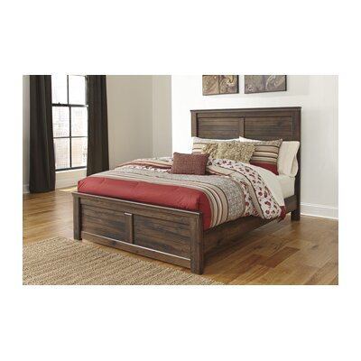 Flattop Panel Bed