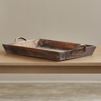 Tapered Tray