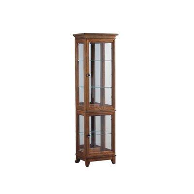 Baynard Lighted Curio Cabinet