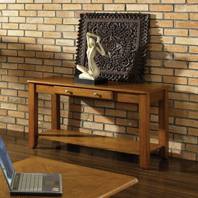 Arboles Console Table Color: Oak