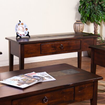 Fresno One Drawer Console Table