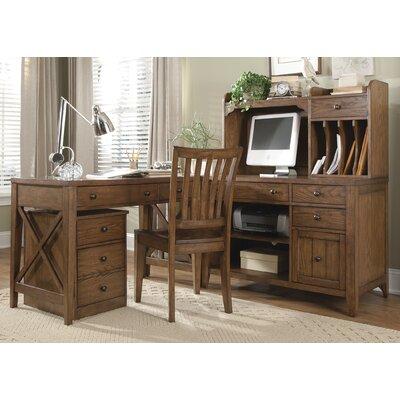 Methuen L-Shape Desk Office Suite