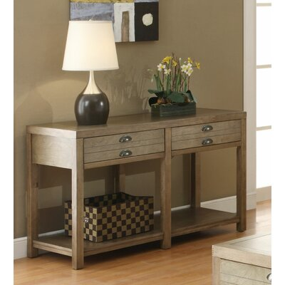 South Divide Console Table