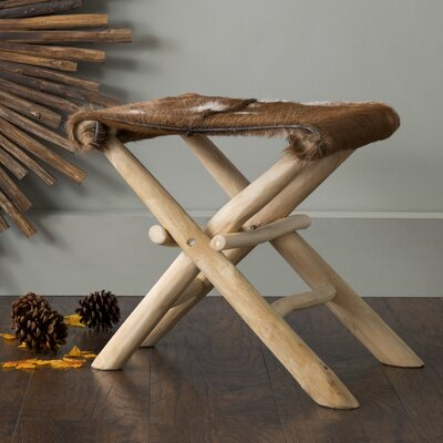 Eagle Folding Accent Stool