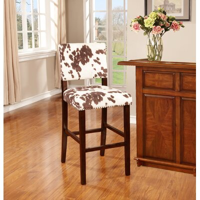 "Elmer Bar & Counter Stool Seat Height: Bar Stool (30"" Seat Height)"