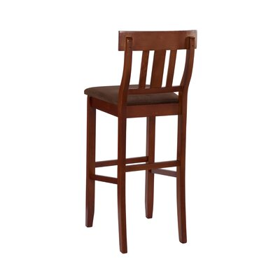 "Solvi Bar & Counter Stool Seat Height: Bar Stool (30"" Seat Height)"