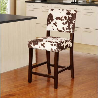 "Elmer Bar & Counter Stool Seat Height: Counter Stool (24"" Seat Height)"