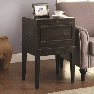 Gretta 1 Drawer Accent Chest