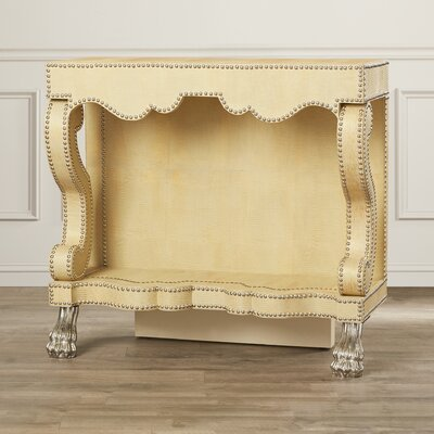 Periwinkle Console Table