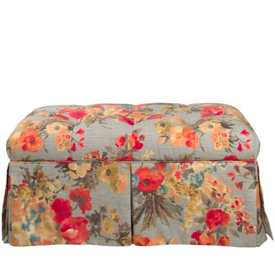 Lille Upholstered Storage Bench