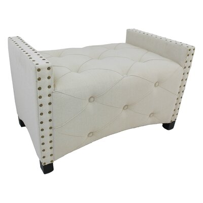 Gateshead Upholstered Bench