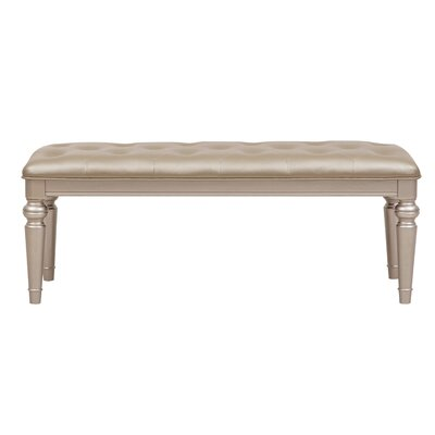 Banyan Upholstered Bench