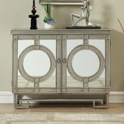 Tristan 2 Door Accent Cabinet