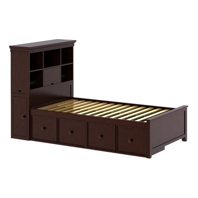 Cowan Twin Panel Bed with Storage