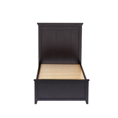 Cowart Twin Panel Bed with Storage