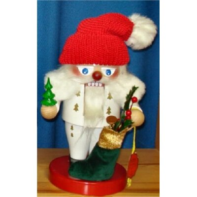 Steinbach Signed Troll Santa German Christmas Nutcracker