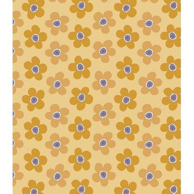 Lola Small Big Flower Oil Tablecloth