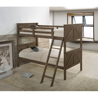Ploughshare Panel Bed by Simmons Casegoods