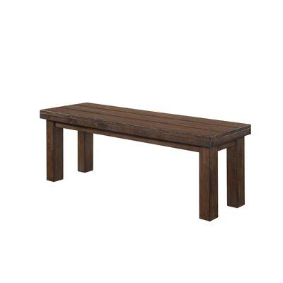 Morefield Wood Bench