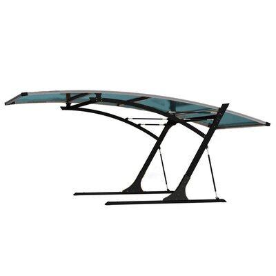 10 Ft. x 19.5 Ft. Canopy Color: Blue