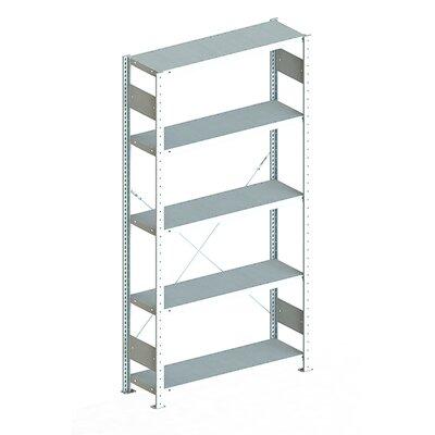 """Clip S3 Basic Rack Shelving Unit (Set of 2) Size: 73"""" H x 36"""" W x 16"""" D"""