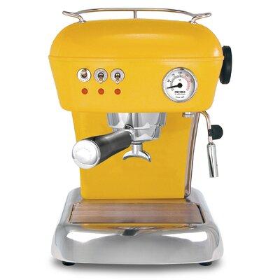 Dream UP V3 Espresso Machine Color: Sun Yellow