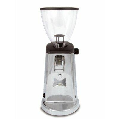 Doserless Flat Burr Coffee Grinder Color: Dark Black