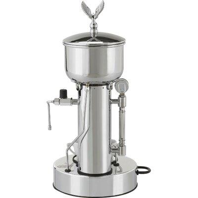 Microcasa Semiautomatica Commercial Espresso Machine Finish: Chrome