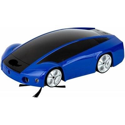 Car Shaped Robotic Vacuum with Handheld