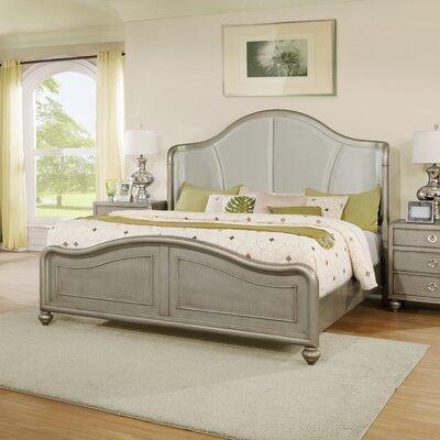 Aiden Upholstered Platform Bed Size: Queen