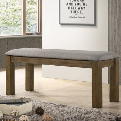Shane Upholstered Bench
