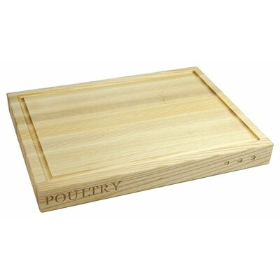 Healthy Living Poultry Culinary Cutting Board