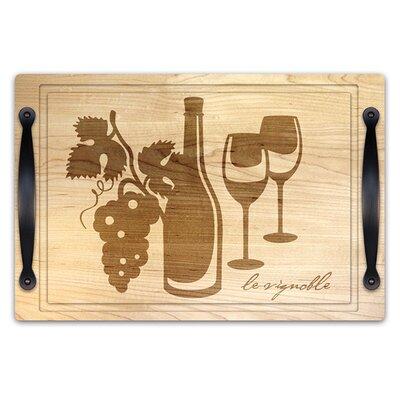 "The Vineyard ""Le Vignoble"" Carve & Serve Board"