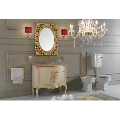 "Chatterton 37"" Single Bathroom Vanity Set"