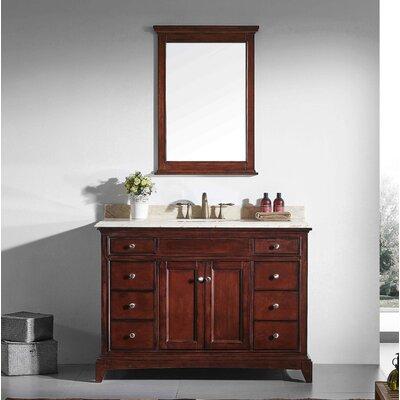 "Strickland 48"" Bathroom Vanity Base"