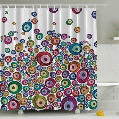 Ambesonne Shower Curtain