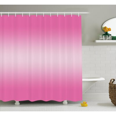 "Fred Sweet Candy Inspired Art Shower Curtain Size: 69"" W x 75"" L"