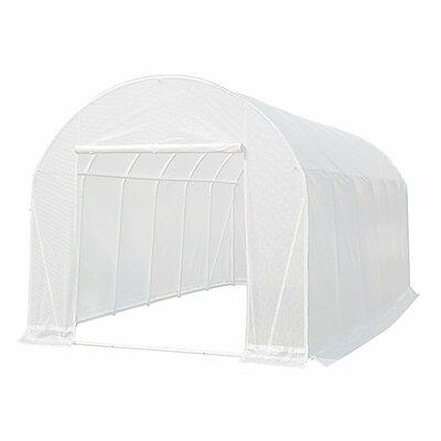 10 Ft. W x 20 Ft. D Greenhouse