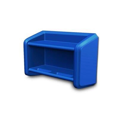 Endurance Wall Shelf Finish: Slate Blue