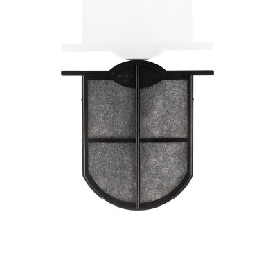 Exhaust Filter Color: Black