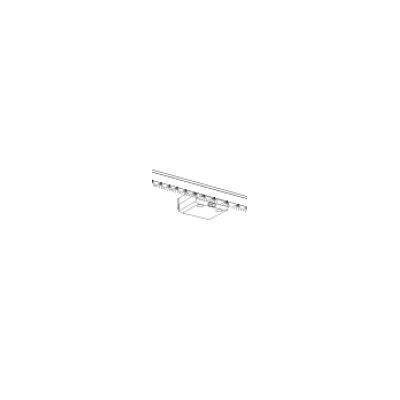 Express Möbel 97cm Sensoreinbauleuchte Zubehör