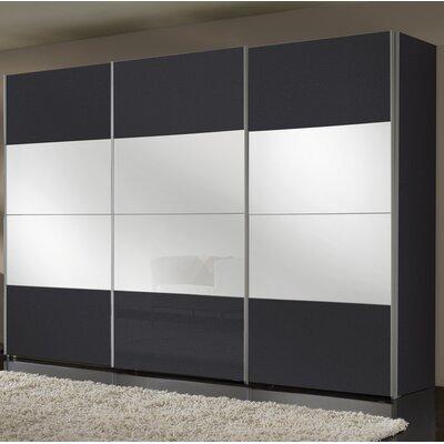 Express Möbel Schwebetürenschrank Four You, 216 cm H x 300 cm B