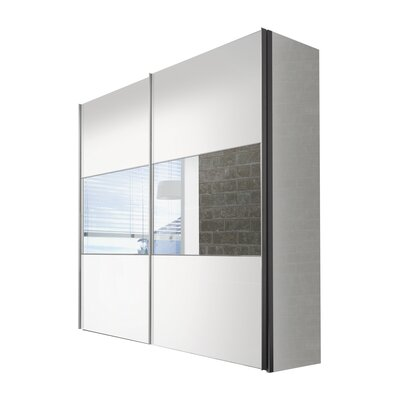 Express Möbel Schwebetürenschrank Solutions Bianco, 225 cm B