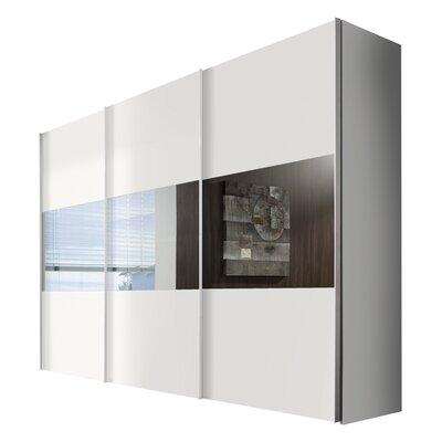 Express Möbel Schwebetürenschrank Solutions Bianco
