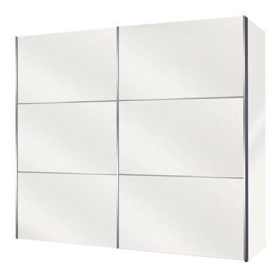 Express Möbel Schwebetürenschrank Solutions Bianco, 250 cm B