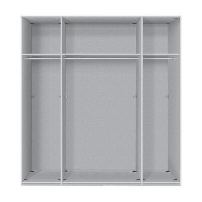 Express Möbel Drehtürenschrank Brooklyn, 236 cm H x 200 cm B